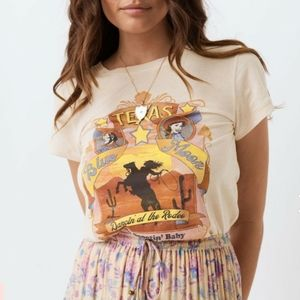 Spell & the Gypsy Collective Texan blue moon tee